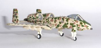 A-10 Thunderbolt USAF US Air Force Herpa Diecast Collectors Model Scale 1:200 557054 E